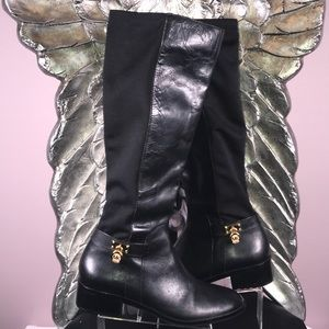 """Michael Kors leather boots 9.5"""" 💖"""
